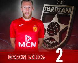 EGZON BELICA