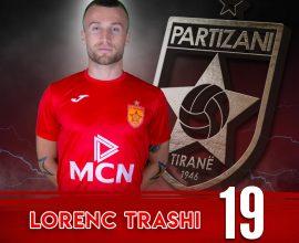 LORENC TRASHI